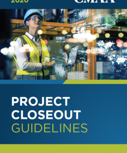 Project Closeout Guidelines