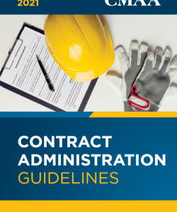 2021 Contract Admin Guidelines