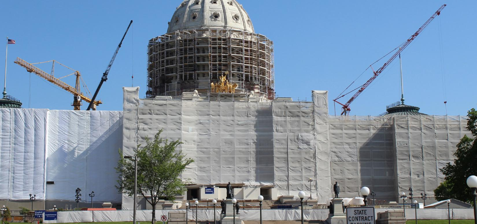 Minnesota state capital reno