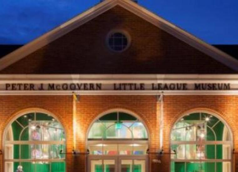 Little League Museum, South Williamsport, PA.