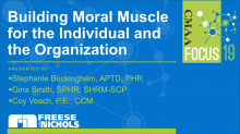 Building Moral Muscle